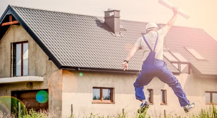 Energiesparen beim Hausbau